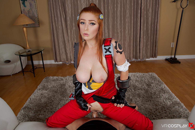 Overwatch VR porno
