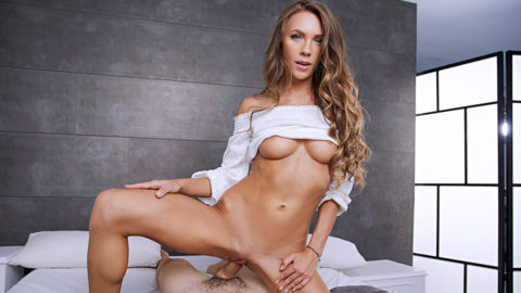 Veronica Clark Knows How To Wake You Up