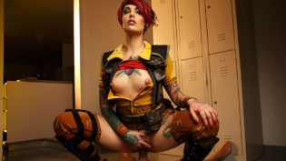 Silvia Rubi is Lilith from Borderlands