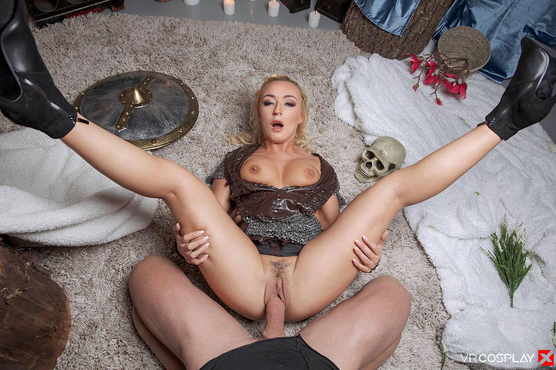 Amber Jensen Porn Star amber deen is lagertha from vikings - vr porn indexxx